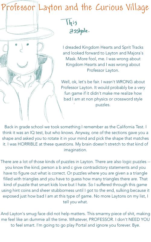 Layton story